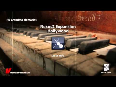 nexus hollywood expansion pack free download