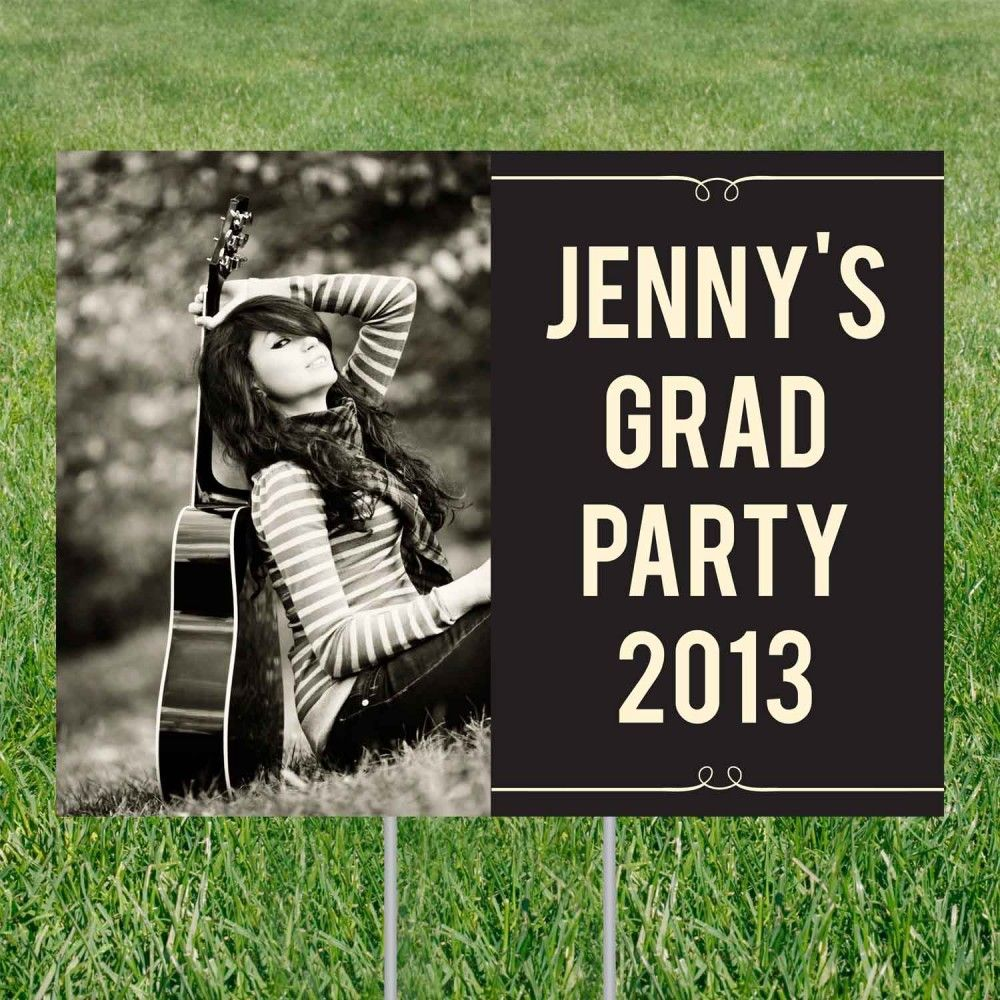 Sneak peek our 2013 graduation collection yards graduation ideas graduation yard signs let everyone know where the partys at pear tree greetingsgraduation kristyandbryce Images