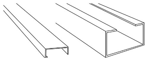 metal framing diagram.  Diagram A Diagram Of Steel Frame Beams Showing The Bends In That Give It Throughout Metal Framing Diagram M