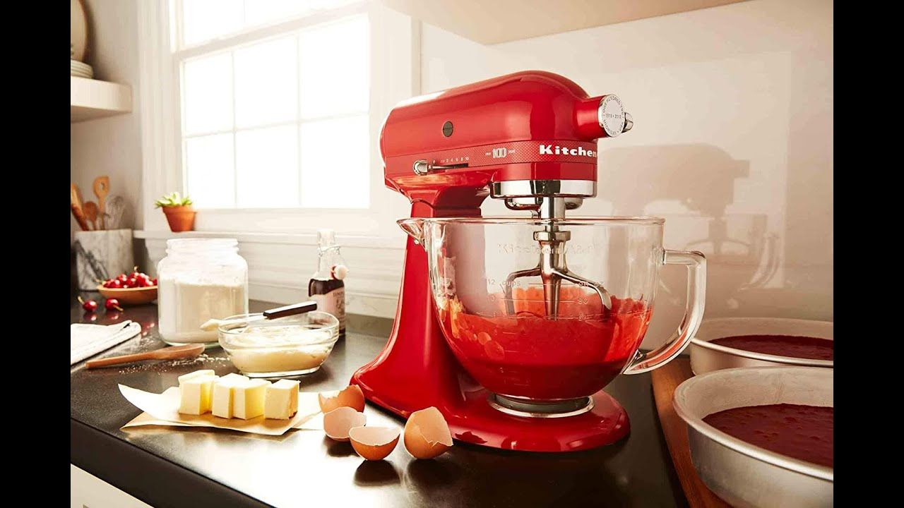 Kitchenaid ksm180qhgsd queen of hearts stand mixer review