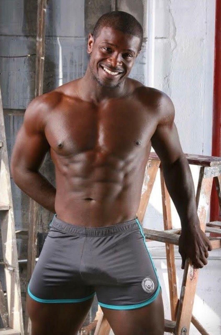 Male Vision  Mens Fashion  Handsome Black Men, Hot -6971