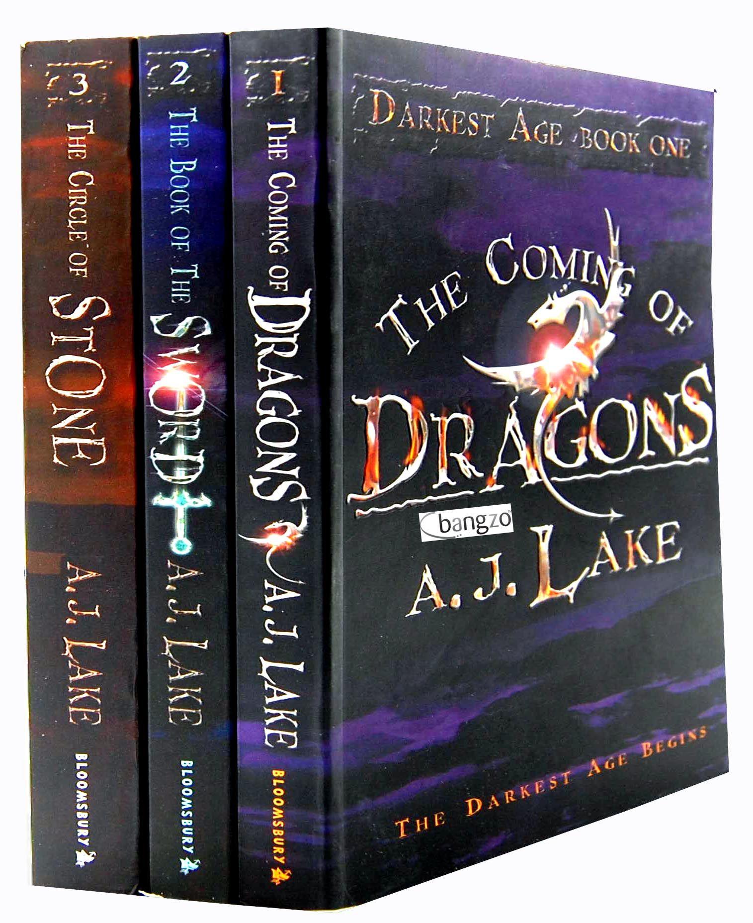 Title Darkest Age Trilogy Author A J Lake Genre