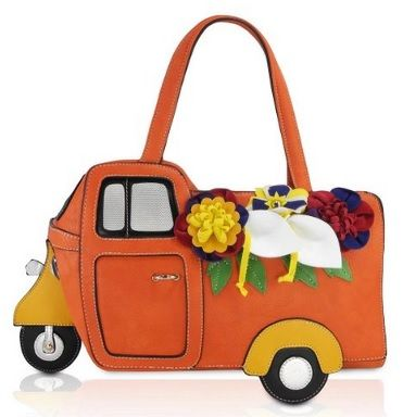 Fun Car Shaped Handbags