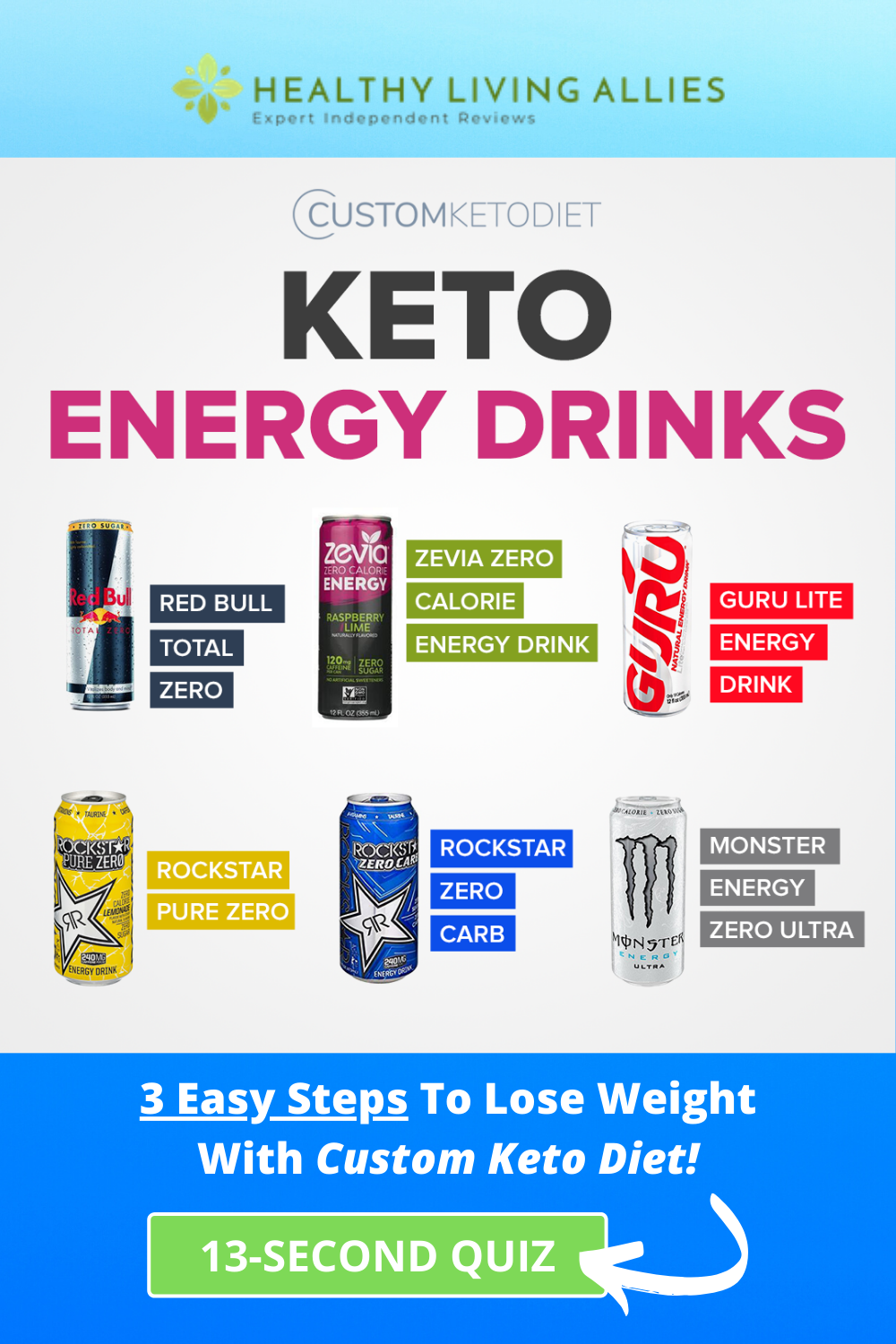 If you're missing out on your coffee fix, try these 6 Keto