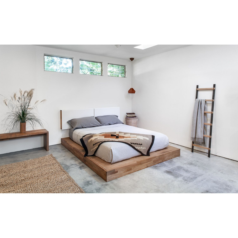 Lax Series Platform Bed mash studios laxseries platform bed & reviews | wayfair