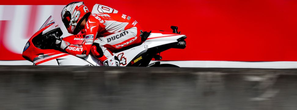 Dovizioso gets first Ducati pole position since 2010  Breaks Motegi Qualifying lap record!