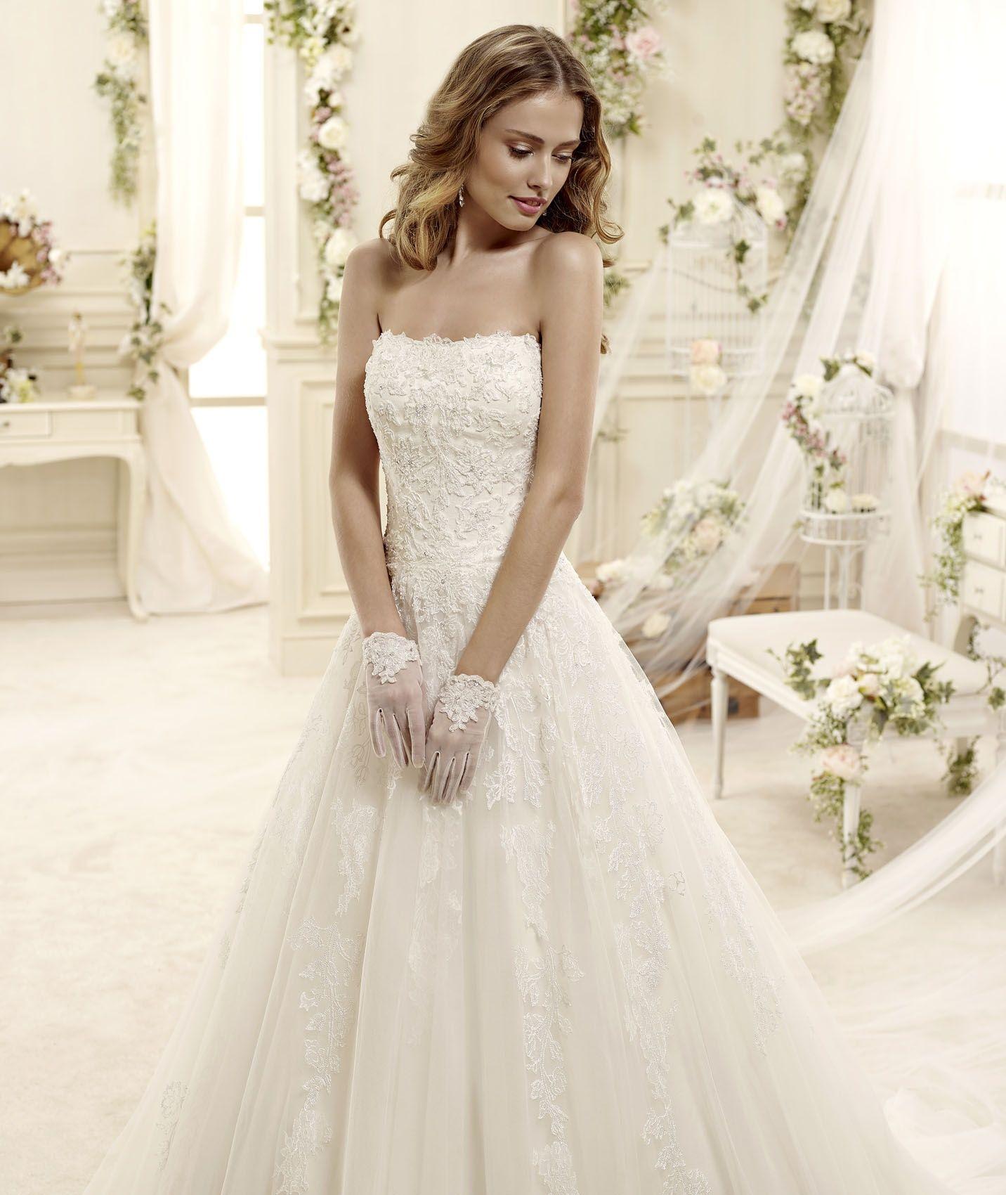 Wedding Dress Colet Elga COAB15222IV 2015