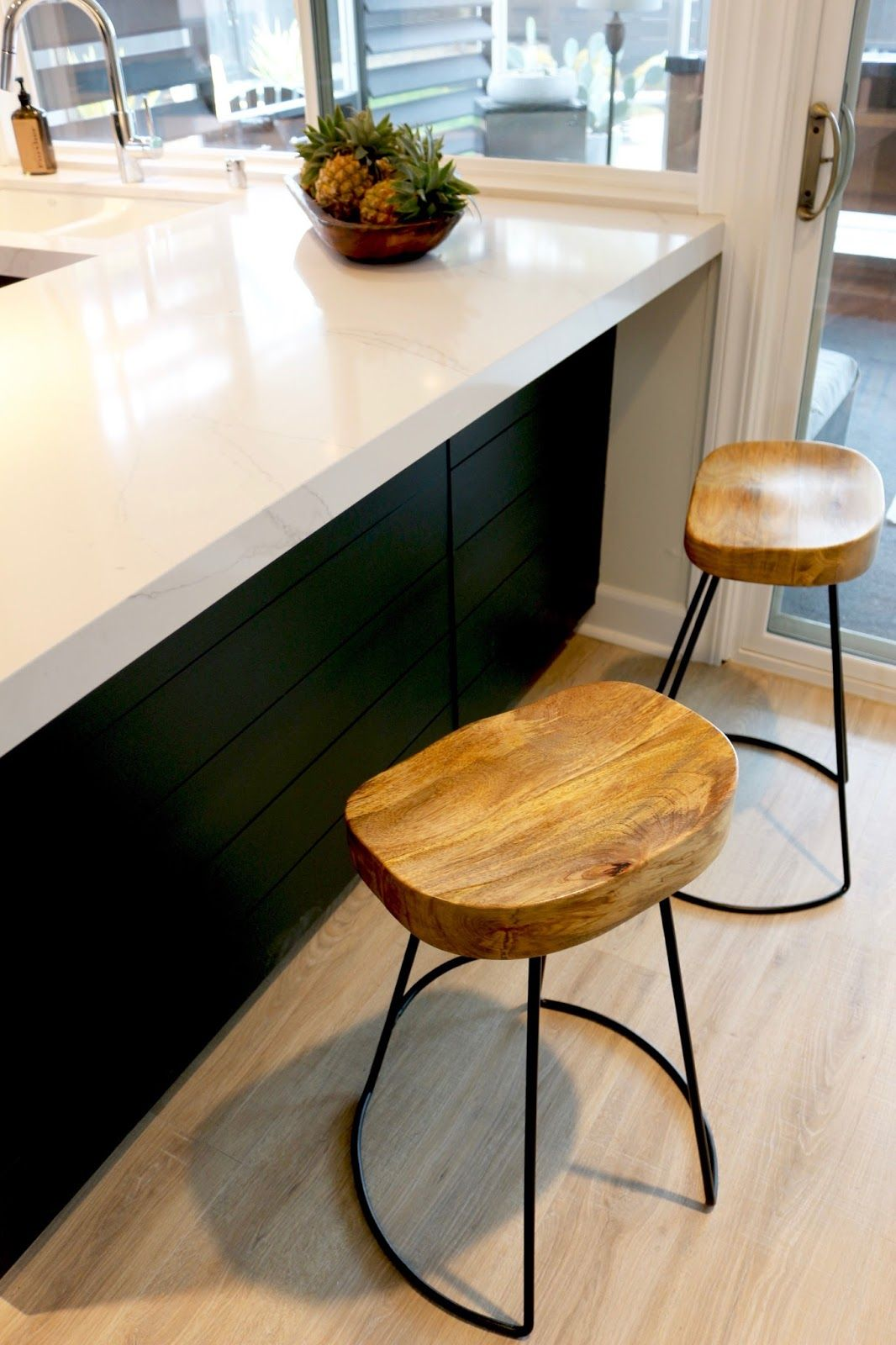 ONE ROOM CHALLENGE WEEK THE REVEAL MODERN RANCHSTYLE - Ranch style table