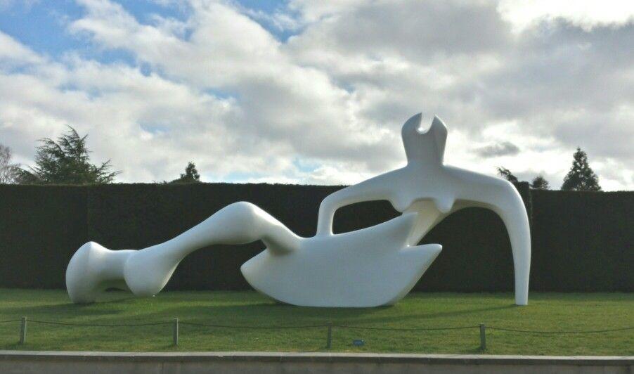 Henry Moore Exhibition Yorkshire Sculpture Park 27 March 2015