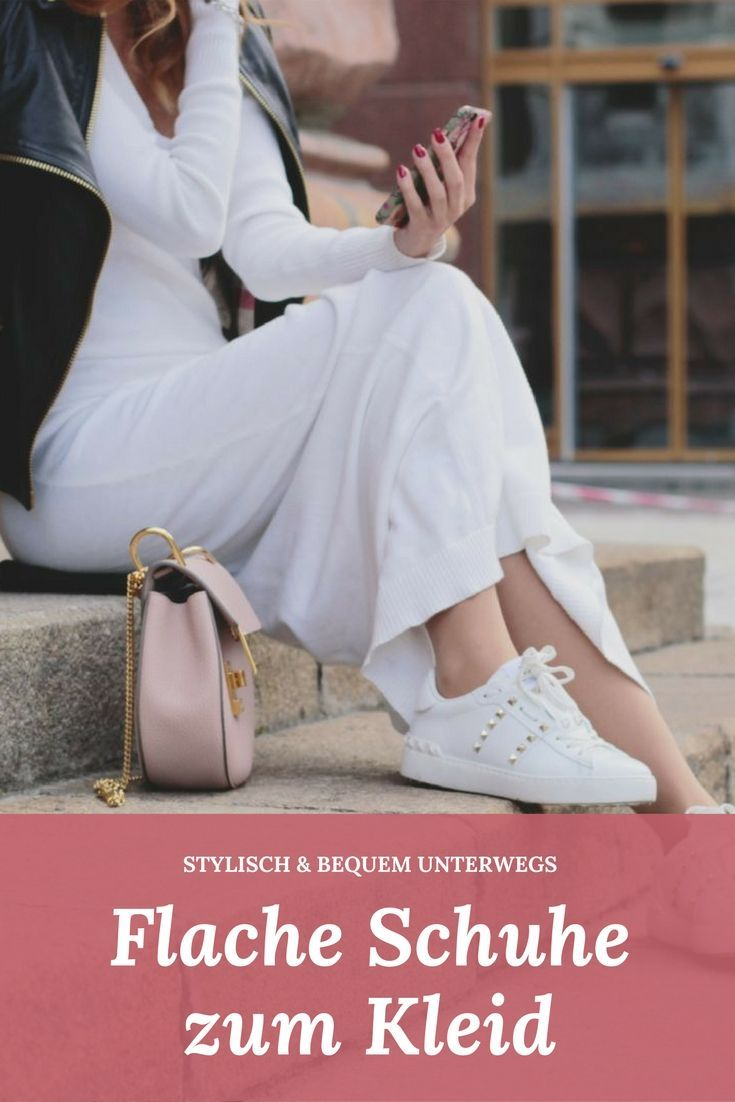 flache schuhe zum kleid – die stylische & bequeme