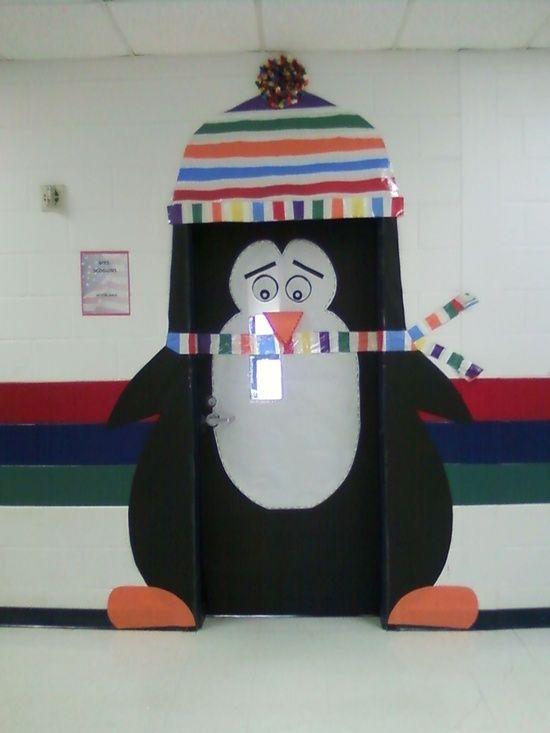 penguin door decorating ideas. Classroom Door Decor Images | Myclassroomideas Decorating Ideas Decorations . Penguin T