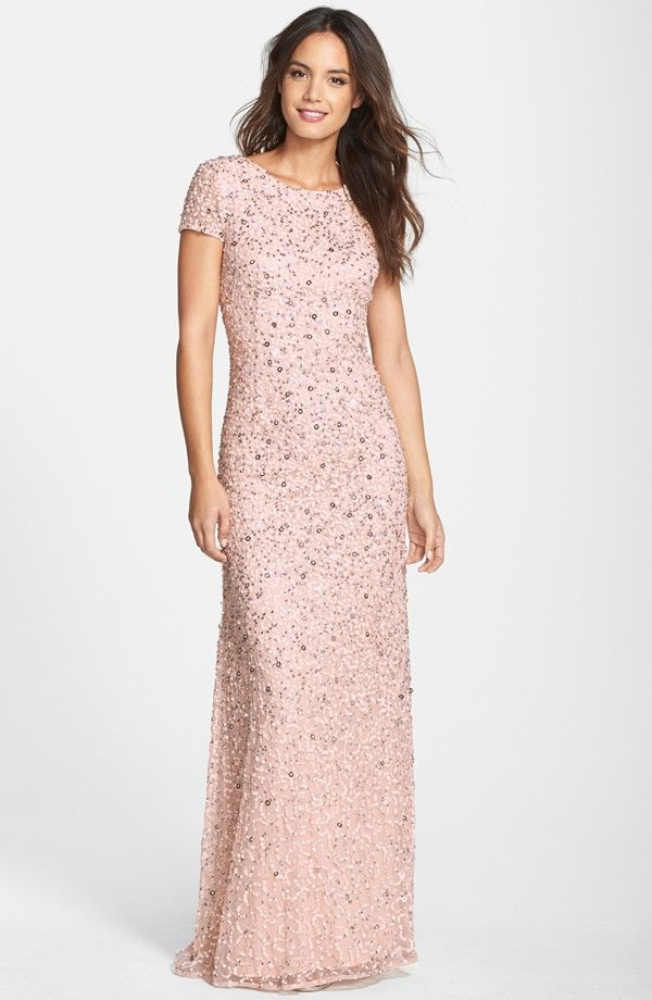 Nordstrom adrianna papell evening dresses