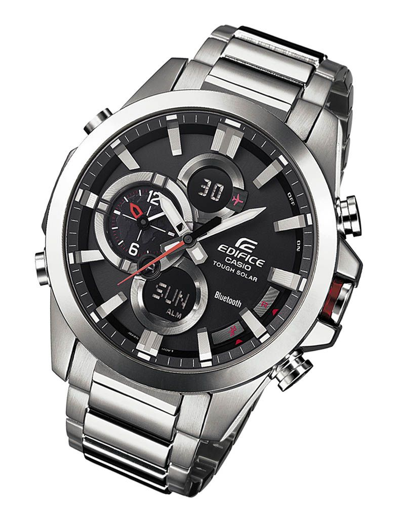 49bd0ba7b Casio Edifice EQB-510 and ECB-500 with smartphone connection capabilities