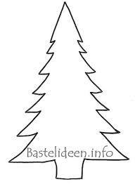 Tannenbaum Drucken.Bildergebnis Für Weihnachten Basteln Mit Kindern Vorlage