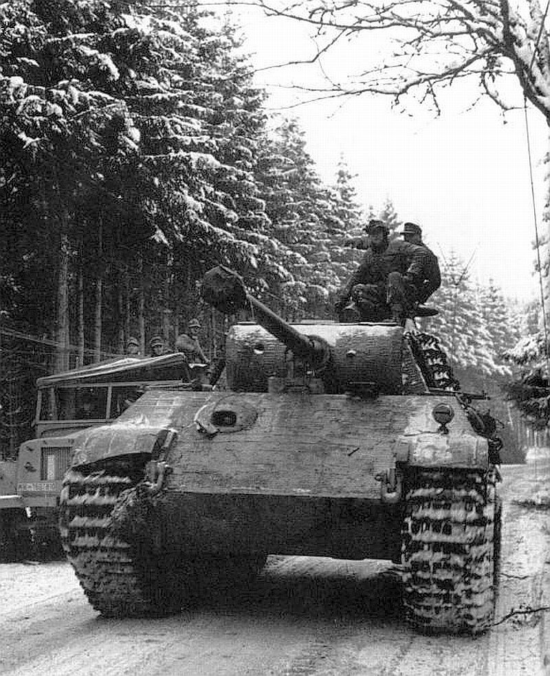 Panther early 1943