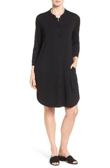 834bbdaeb727 Mandarin Collar, Eileen Fisher, Nordstrom Dresses, Petite, Topshop, Dresses  For Work
