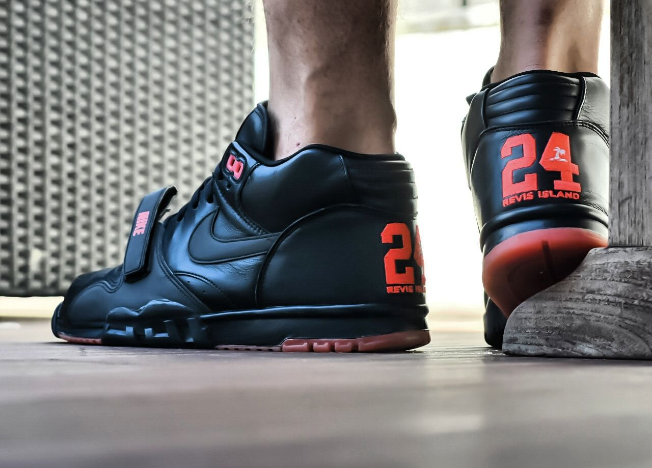 fc7f9f5569c22 Nike Air Trainer 1 Revis Island (by mickzoued)