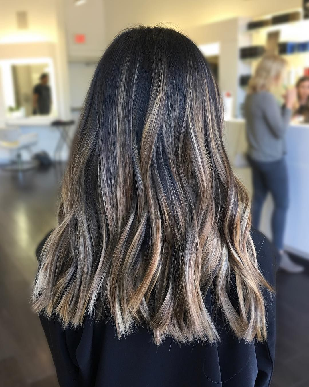 Ig Colorbymichael Hairstyles Makeup In 2019 Hair Balayage