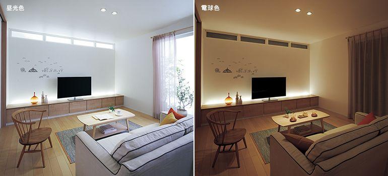 Image Result For キッチン照明色 住宅 照明 建材