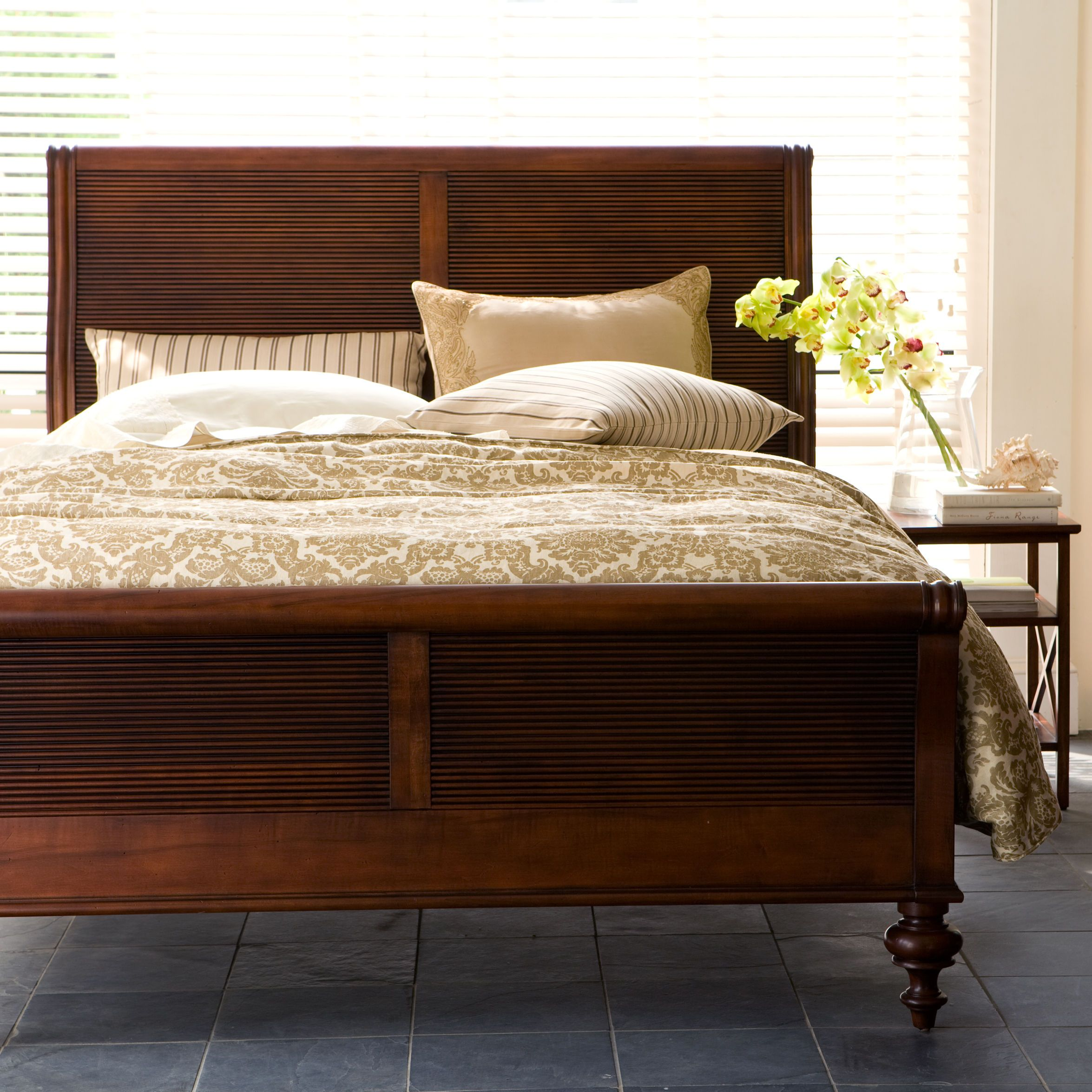 Kingston Bed Ethan Allen Us 1529 Multiple Finishes