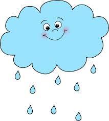 Happy Rain Cloud Clip Art Happy Rain Cloud Image Mommy Crafts Doodle Drawings Clip Art