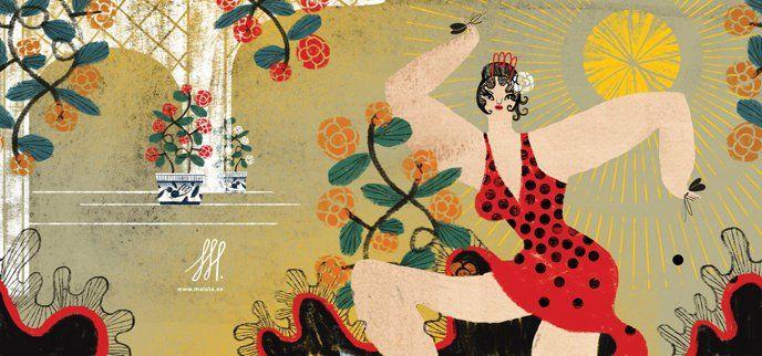 10 colour secrets from leading illustrators - Features - Digital Arts