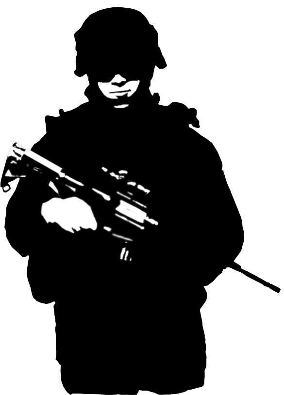 Soldier Silhouette Google Search Soldier Silhouette Silhouette Silhouette Art