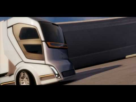 Volvo On The Future Of Trucking Truck Design Volvo Trucks