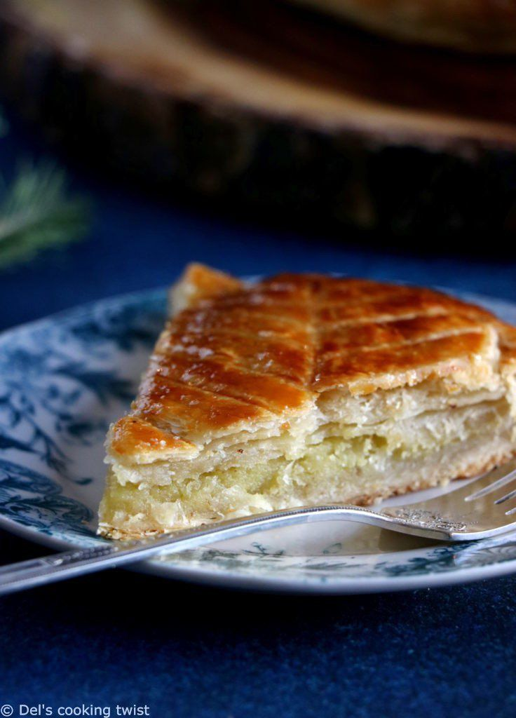 French Galette des Rois with Tonka Bean | Del's cooking twist