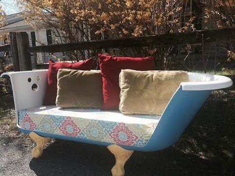 Up Cycle Clawfoot Tub Refinishing Maryland | Custom Tub And Tile   YouTube