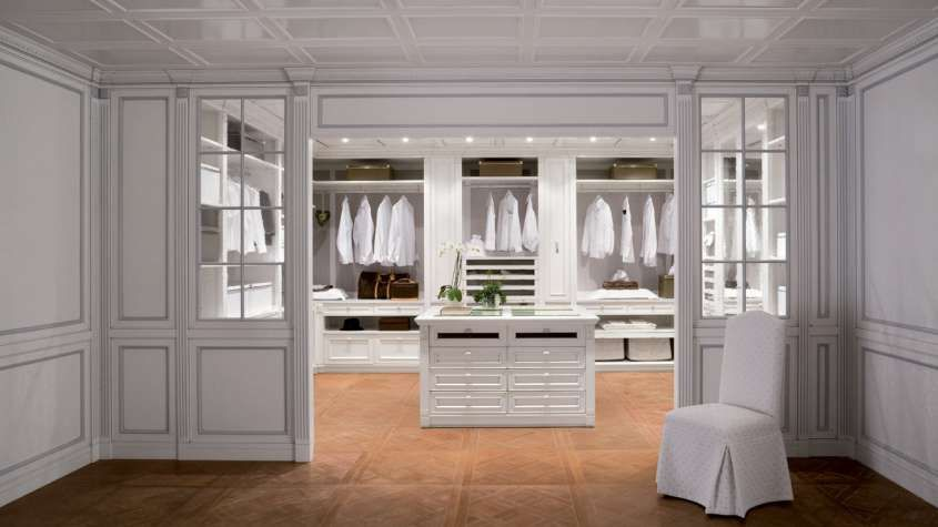 Cabina Armadio Lusso : Cabine armadio da sogno una cabina armadio di lusso wardrobe