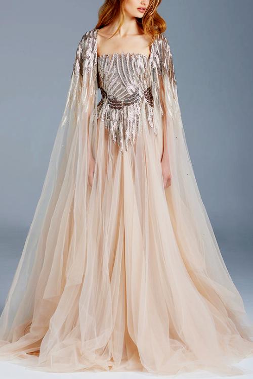 fashionrunways PAOLO SEBASTIAN Couture SpringSummer 2016