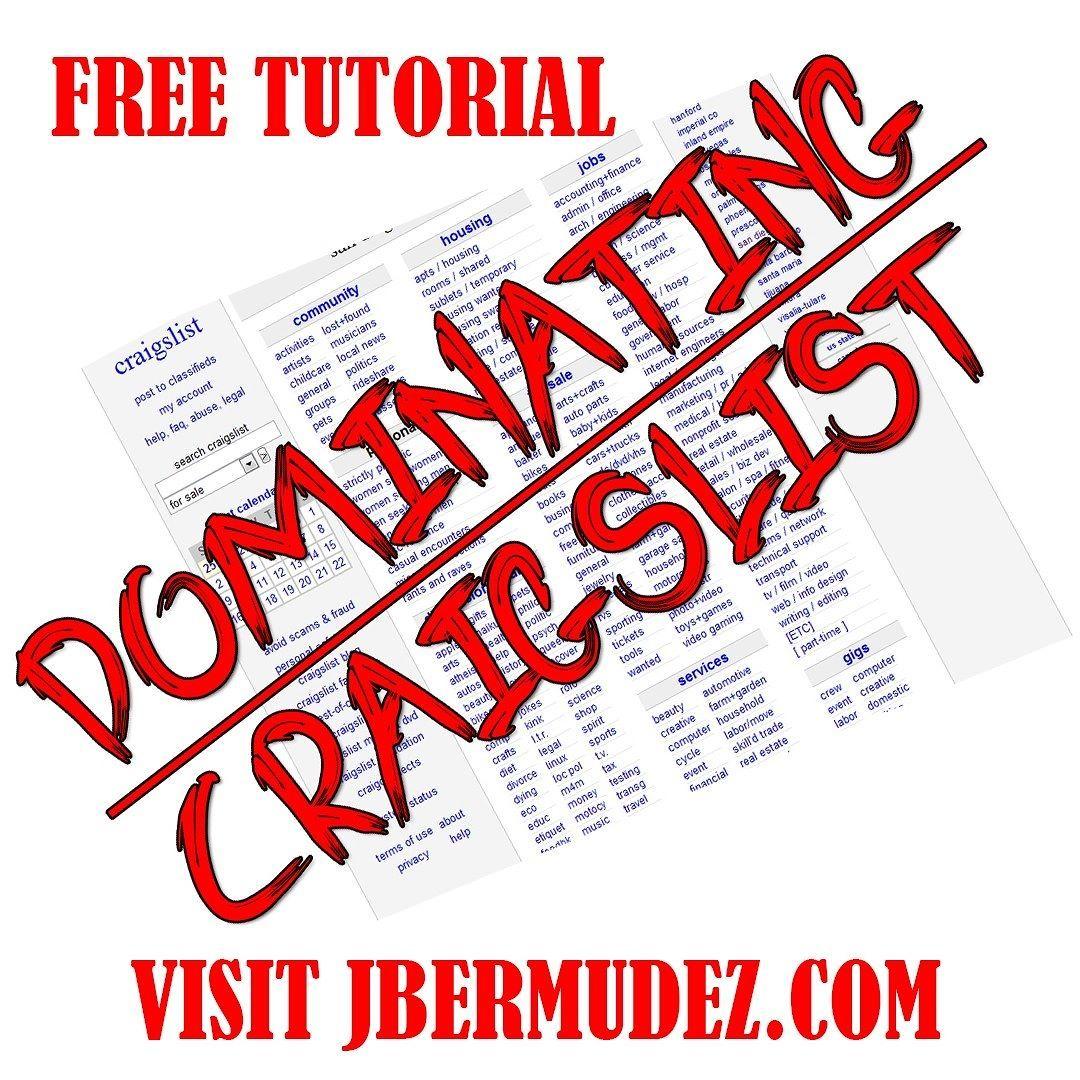 domination craigslist what is