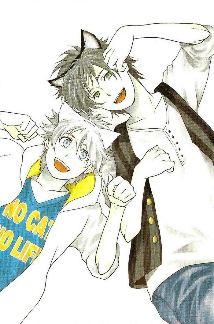 Pin by lileth Angel on dlemn Anime, Neko, Fantasy romance