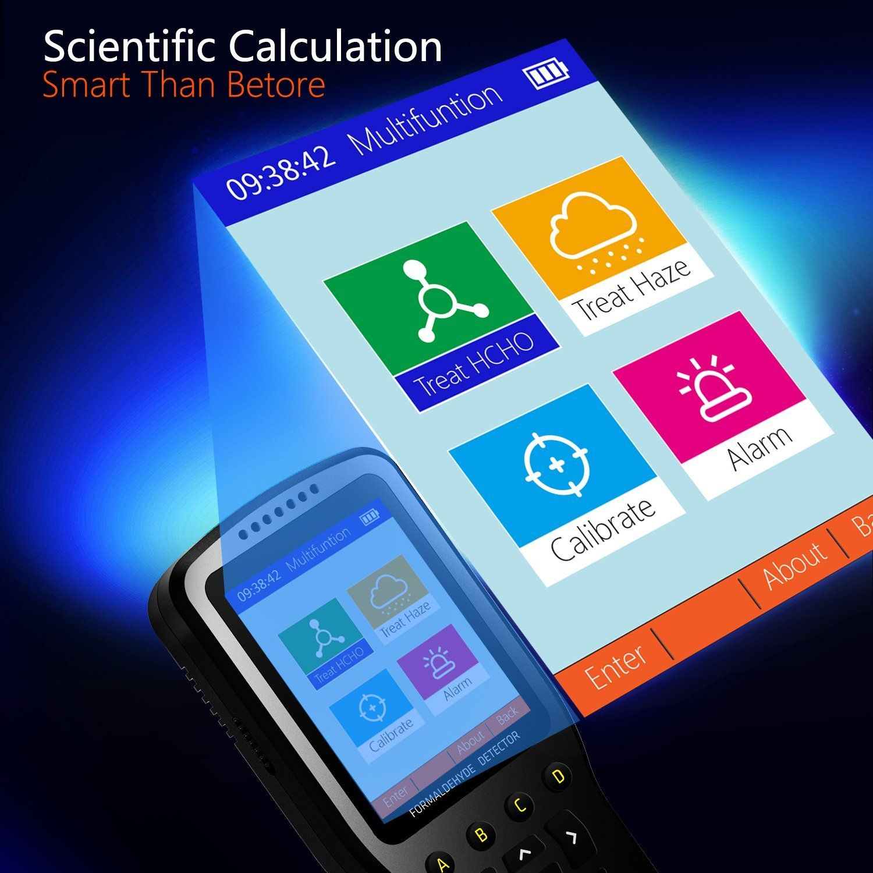 Mesureur portatif IGERESS WP6930S PM1,0/PM2,5/PM10 +HCHO