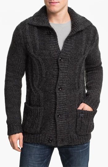 J.C. Rags Cable Knit Cardigan available at #Nordstrom