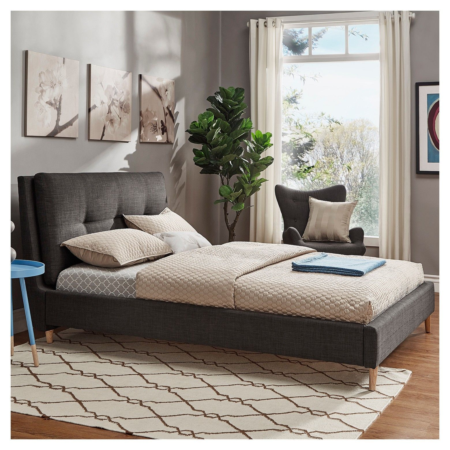 A modern take on classic comfort the Barnside Metro Bed