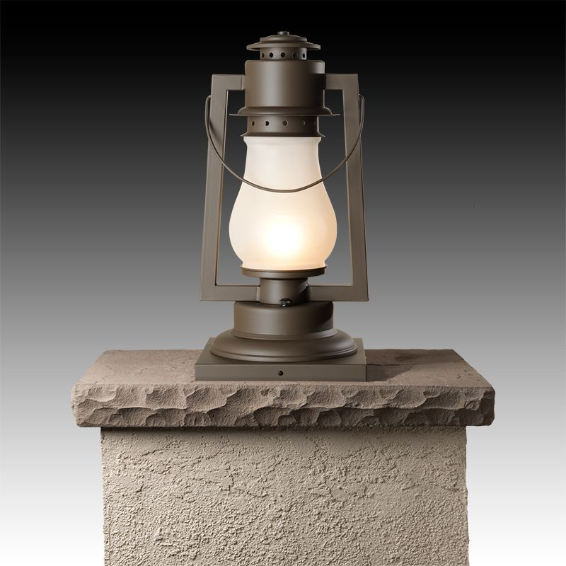 Select Our Pioneer Series 12 Volt Farmhouse Column Light To Give Your Home A Rustic Entry Each L In 2020 Column Lights Rustic Wall Sconces Farmhouse Pendant Lighting