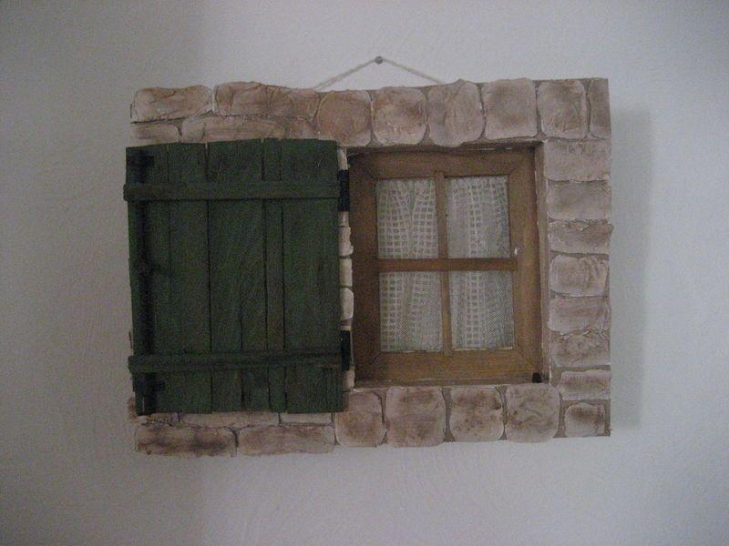 Tuto Une Fenetre Avec Volet | Dollhouse & Miniature Tutorials