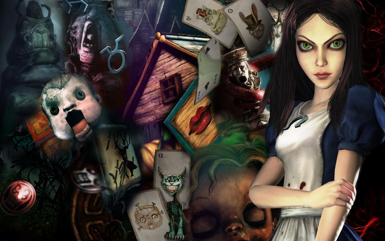 Video Game Alice: Madness Returns Wallpaper | Alice Madness Returns ...