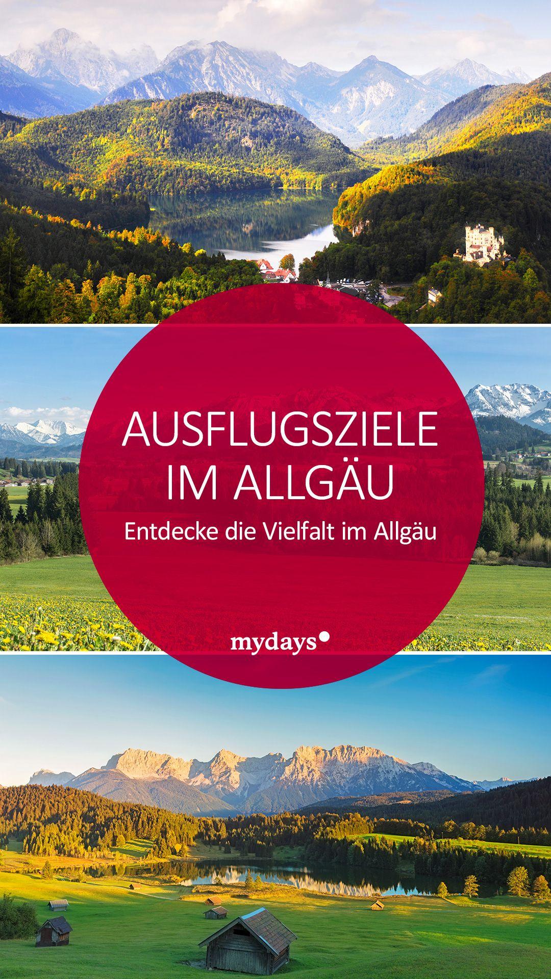 Ausflugsziele im Allgäu – Die besten Tipps   Ausflug