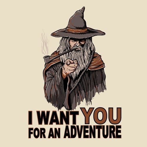 Gandalf - Lord Of The Rings And The Hobbit