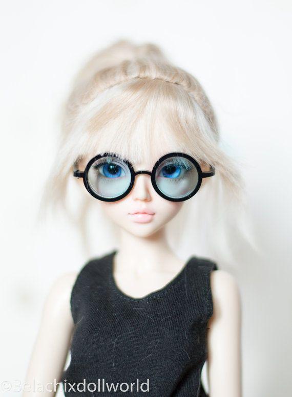 BJD eyeglasses, MSD, MNF eyeglasses , round glasses, lennon glasses ...