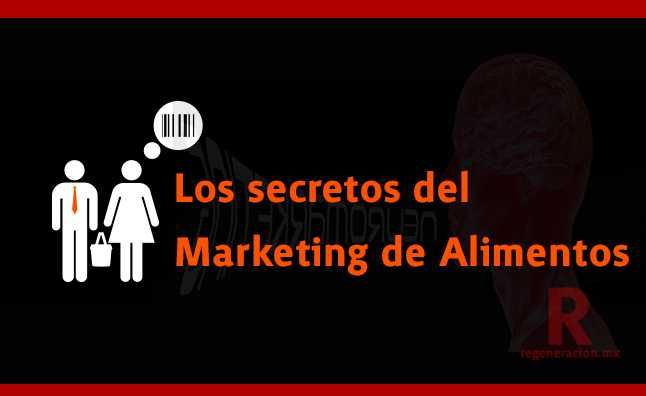 Los secretos del Marketing de Alimentos
