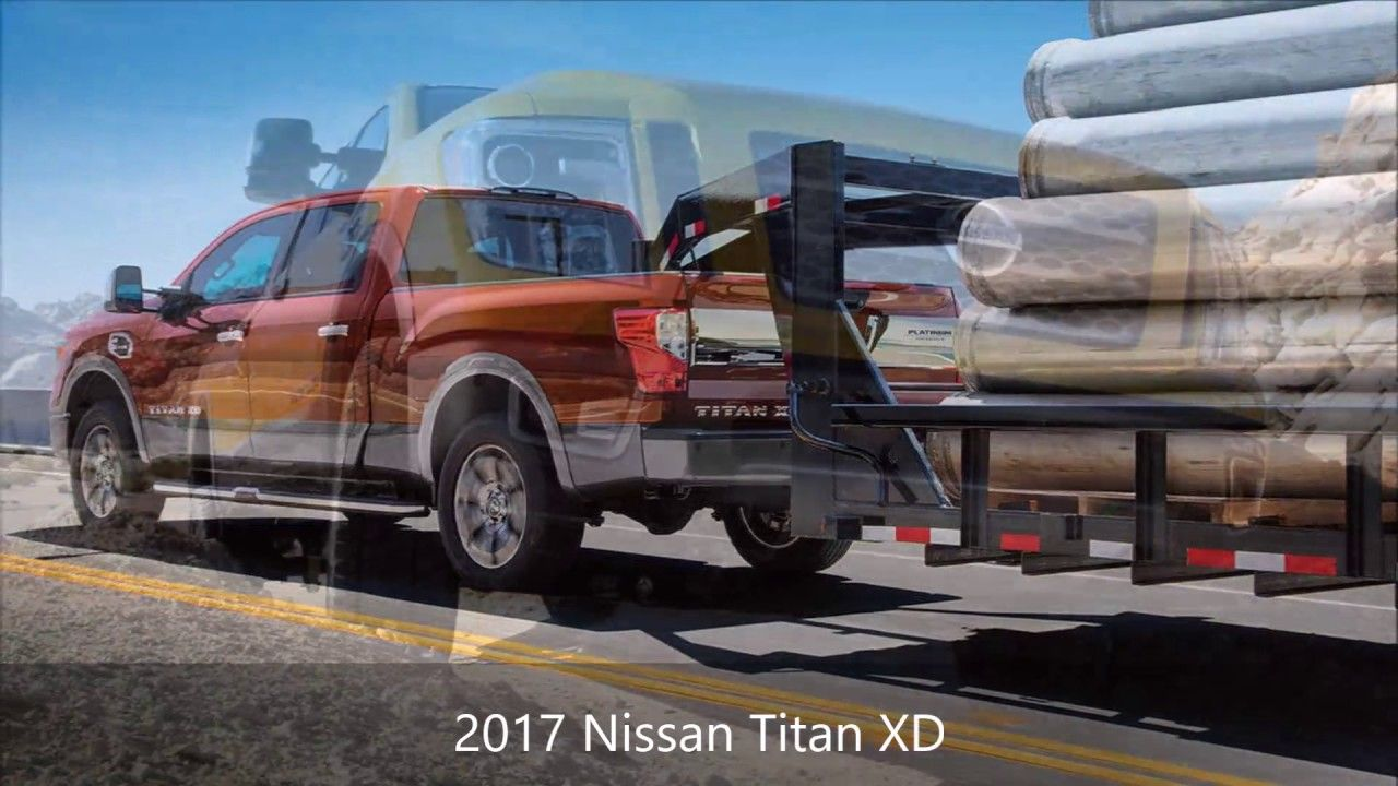 Sutherlin Nissan Orlando >> 2017 Nissan Titan XD from Sutherlin Nissan Serving Sanford Winter Park and Orlando FL! | Nissan ...
