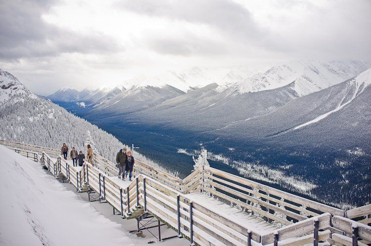 Banff with friends. More here: http://andystenz.com/banff12