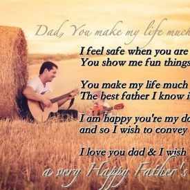Short Fathers Day Poems Happy Father Day Quotes Fathers Day Poems Happy Father S Day Husband