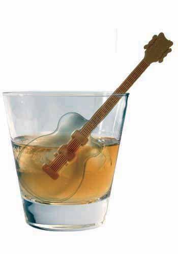 Cool Jazz Eiswürfelform - Genau das Richtige für laue Sommernächte bei kühlen Drinks!