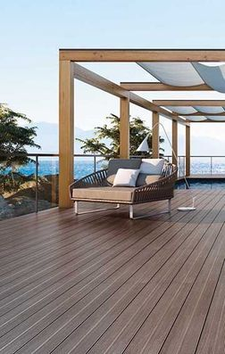 sol terrasse 20 beaux carrelages pour une terrasse design maison terrasse pinterest. Black Bedroom Furniture Sets. Home Design Ideas
