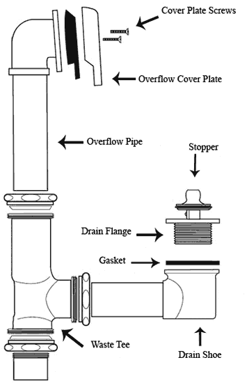 Upc Faucet Parts Diagram